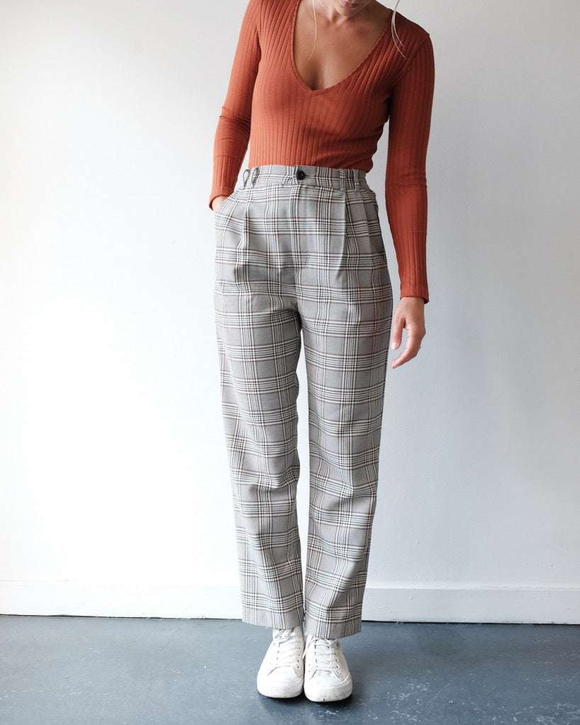 Fielding Pant, Plaid