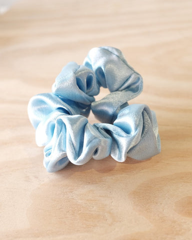Scrunchie, Sky Blue