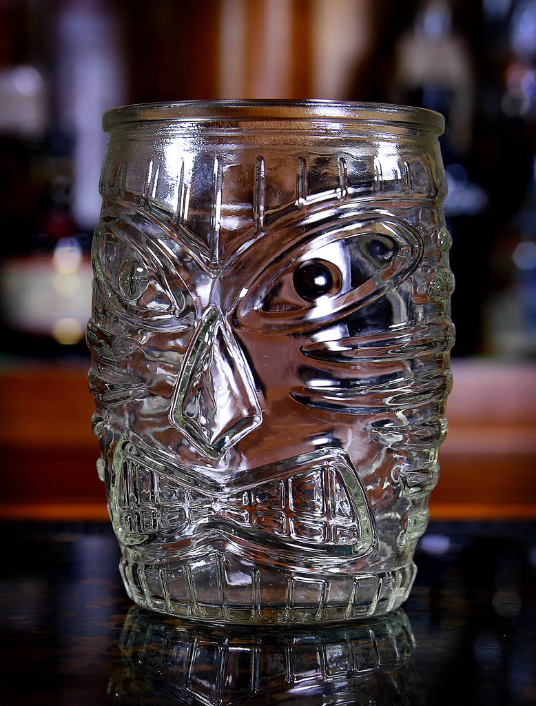 Glass Tiki, 16 oz.