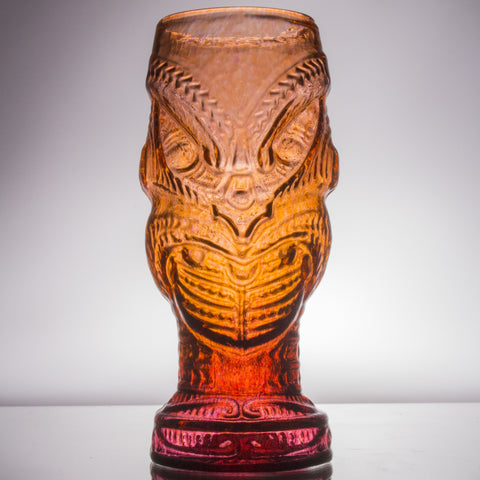 Head Hunter Glass Tiki Mug, 20 oz.