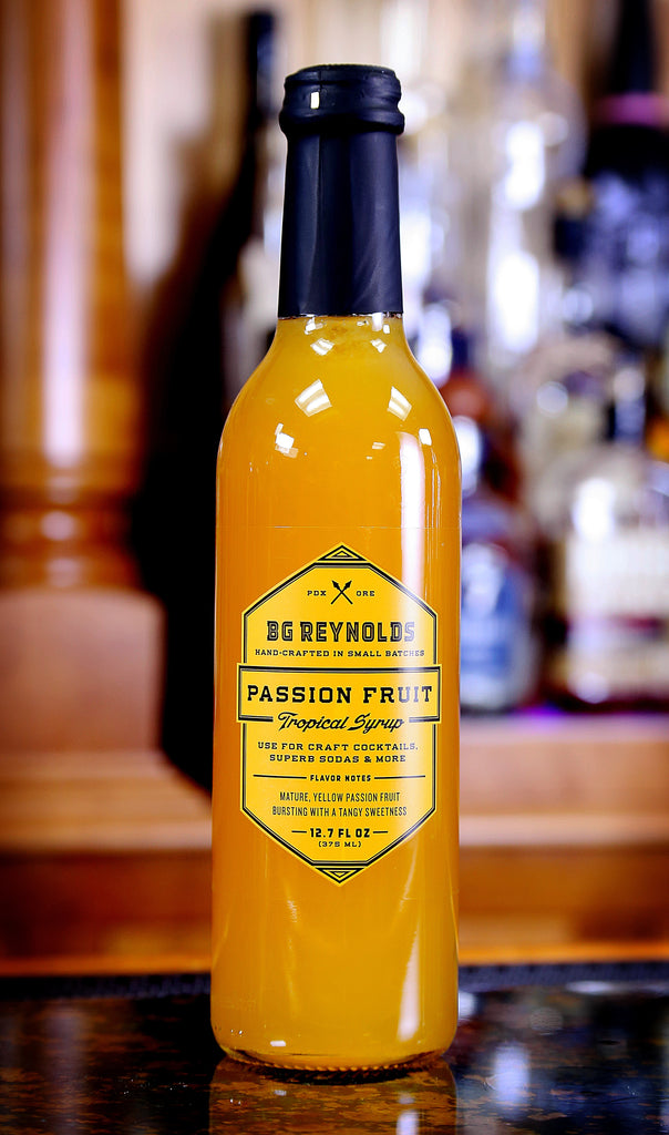 B.G. Reynolds' Passion Fruit Syrup