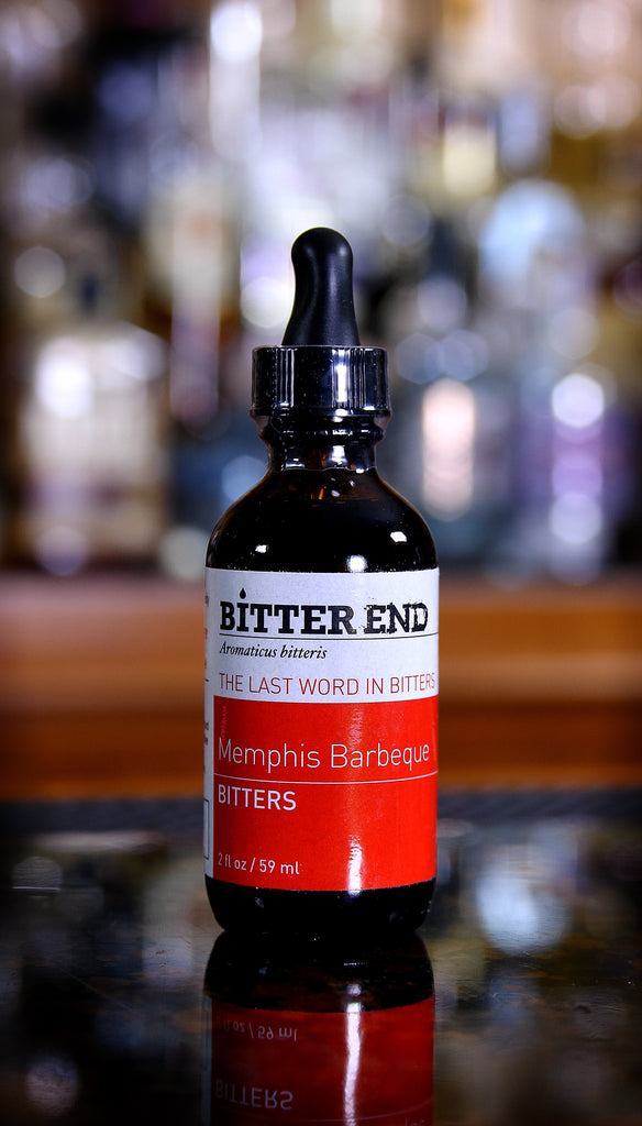 Memphis Barbeque Bitters, Bitter End, 2 oz
