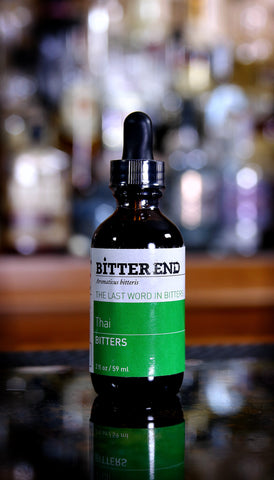 Thai Bitters, Bitter End, 2 oz