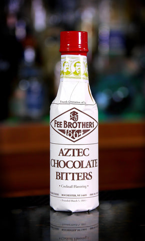 Fee Brothers Aztec Chocolate Bitters, 5 oz