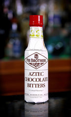 Fee Brothers Aztec Chocolate Bitters, 5 oz. Bottle