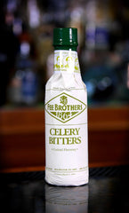Fee Brothers Celery Bitters - 5 oz. Bottle