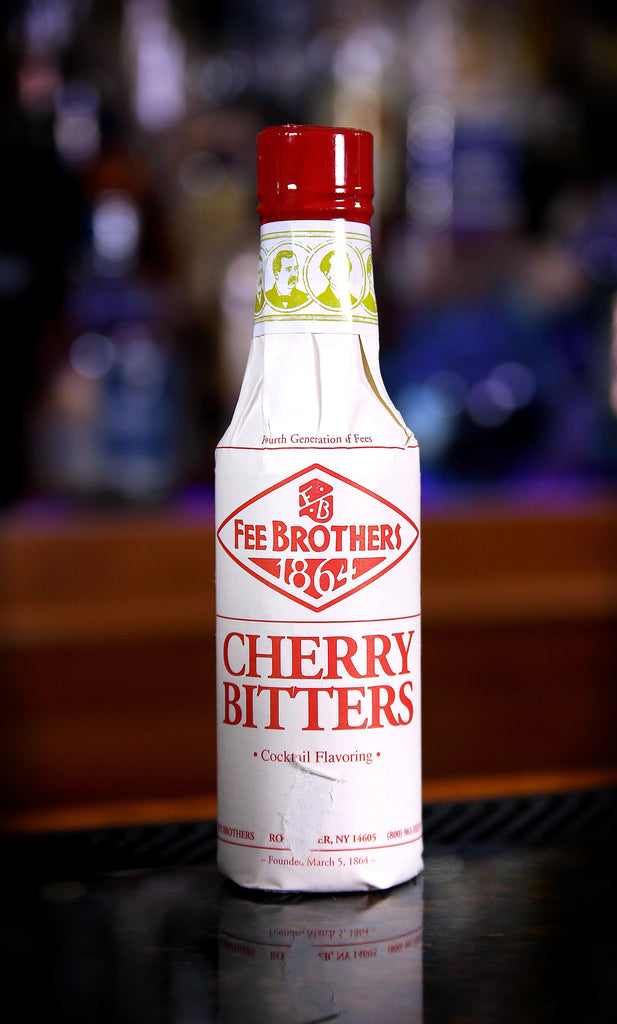 Fee Brothers Cherry Bitters - 5 oz. Bottle