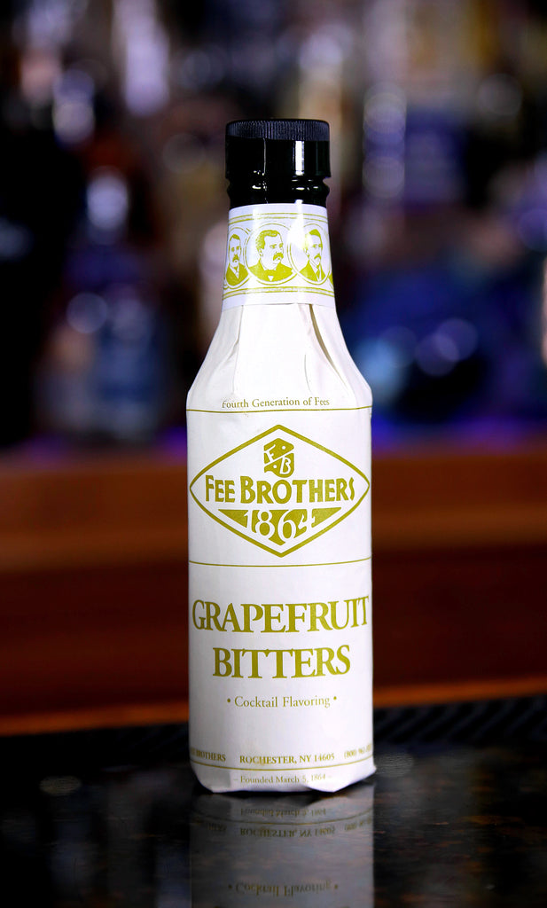 Fee Brothers Grapefruit Bitters, 5 oz. Bottle
