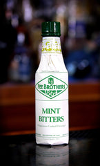Fee Brothers Mint Bitters - 5 oz. Bottle