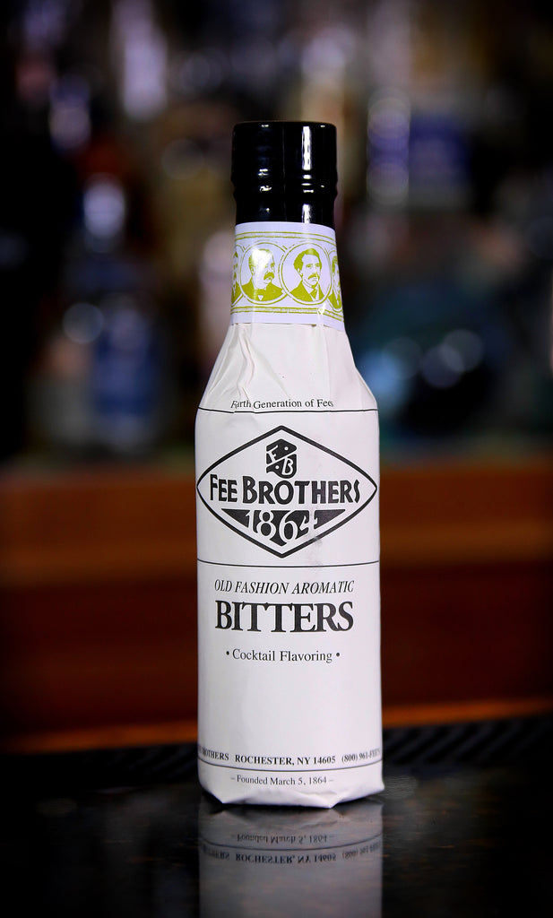 Fee Brothers Old Fashioned Aromatic Bitters, 5 oz. Bottle