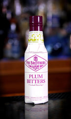 Fee Brothers Plum Bitters, 5 oz. Bottle