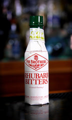 Fee Brothers Rhubarb Bitters, 5 oz. Bottle