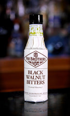 Fee Brothers Black Walnut Bitters - 5 oz. Bottle