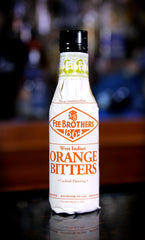Fee Brothers West Indian Orange Bitters - 5 oz. Bottle