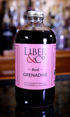 Real Grenadine by Liber & Co.
