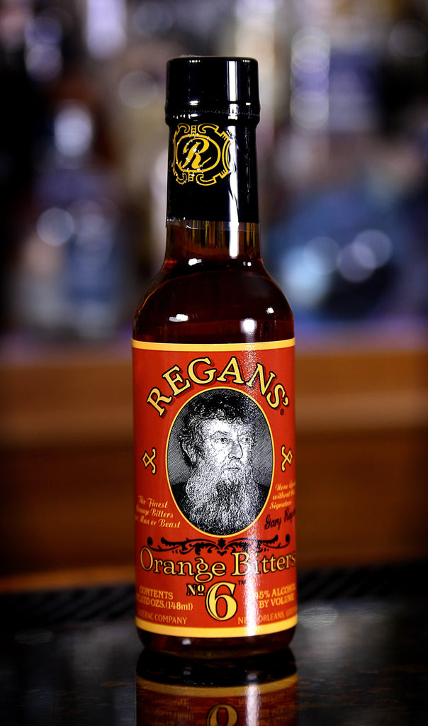 Regans' Orange Bitters No. 6 5 oz