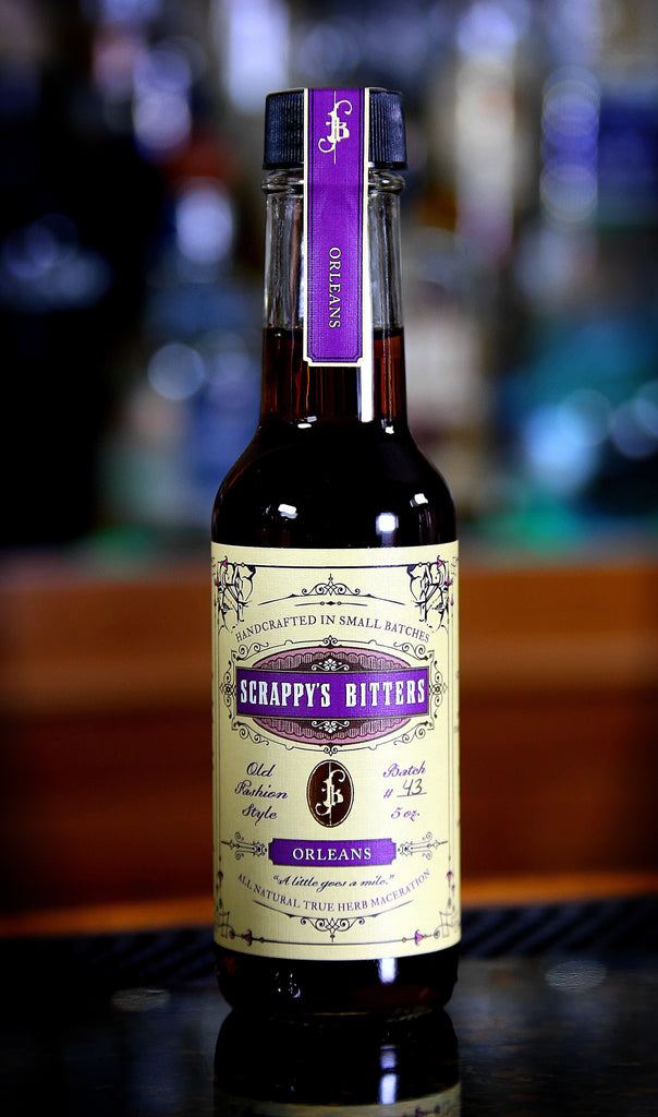 Scrappy's Orleans Bitters, 5 oz