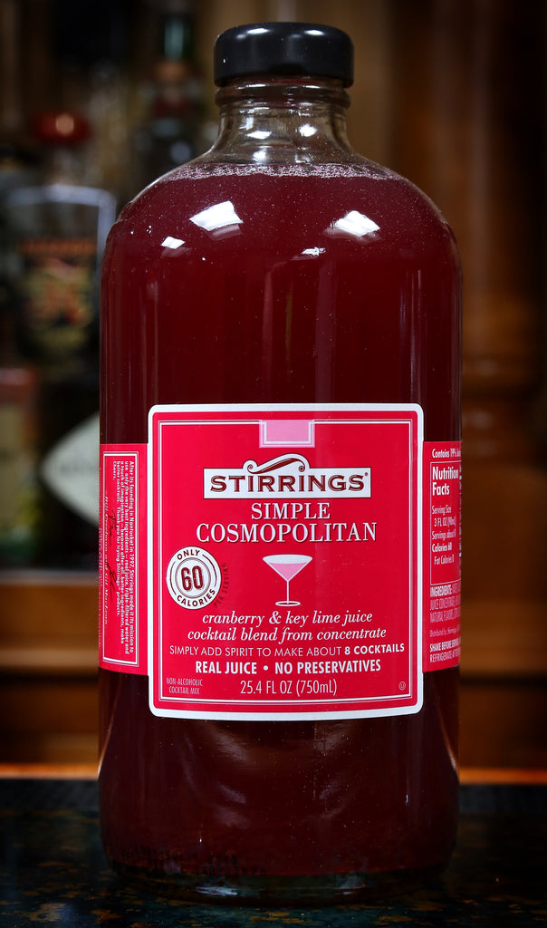 Simple Cosmopolitan Mix by Stirrings, 25 oz