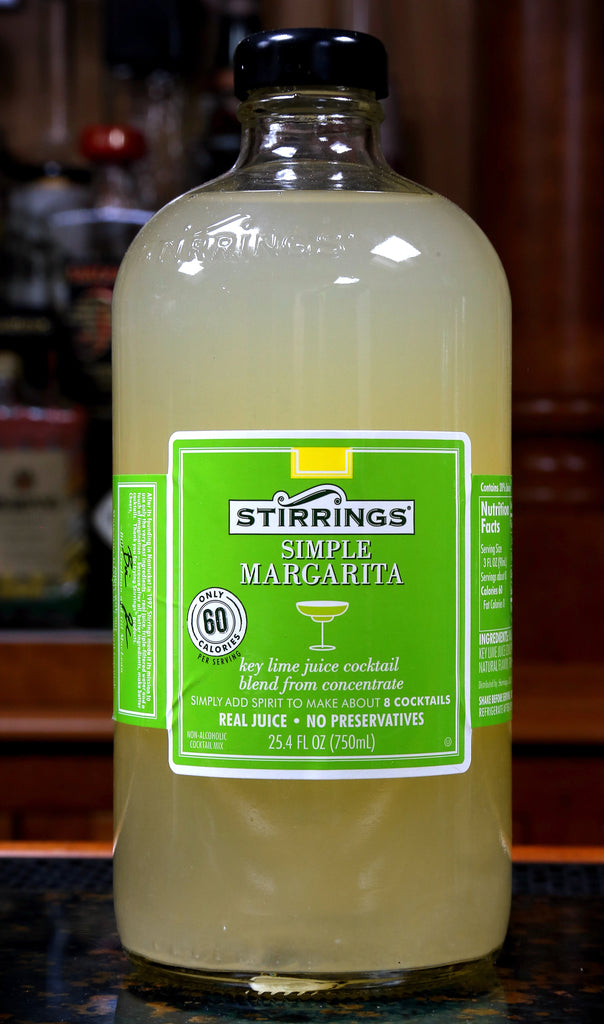 Simple Margarita Mix by Stirrings, 25 oz