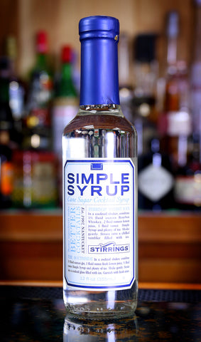 Simple Syrup by Stirrings, 12 oz