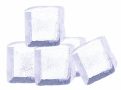 Tovolo Perfect Ice Cube Trays - Blue