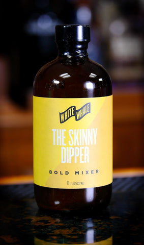 The Skinny Dipper - Tequila Mixer by White Whale, 8 oz