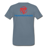 "Men's ""HASHTAG""  T-Shirt - #TEAMGAINZZ"