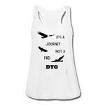 Women's Flowy Tank Top by Bella - #TEAMGAINZZ