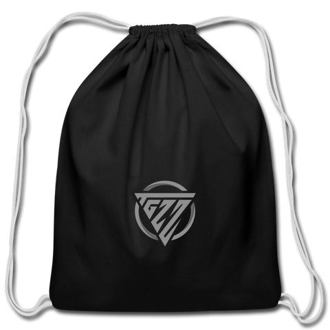 Cotton Drawstring Bag - #TEAMGAINZZ