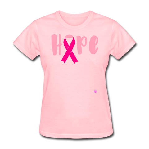 (Cancer Awareness) Women's T-Shirt - #TEAMGAINZZ