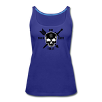 Women's Premium Tank Top - royal blue