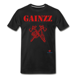 Men's Premium T-Shirt - #TEAMGAINZZ