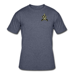 Men's 50/50 T-Shirt - navy heather