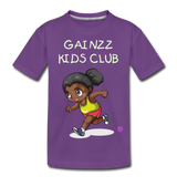 Kids' Premium T-Shirt - purple