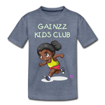 Kids' Premium T-Shirt - heather blue