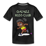Kids' Premium T-Shirt - charcoal gray