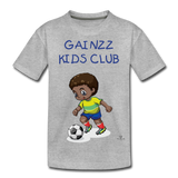 Kids' Premium T-Shirt - heather gray