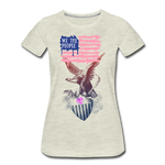 Women's Premium T-Shirt - heather oatmeal