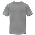 Unisex Jersey T-Shirt by Bella + Canvas - slate