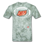 Unisex Classic T-Shirt - military green tie dye