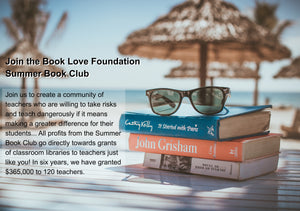 Book Love Foundation 2019 Summer Book Club – Book Love
