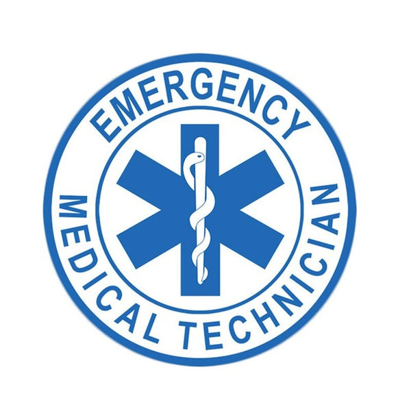 4 inch Emergency Medical Technician Decal Sticker – Medic