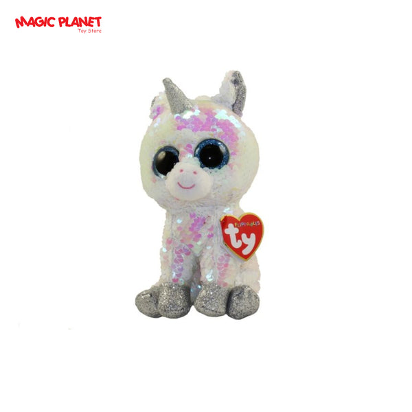 TY Flippables Diamond Unicorn 24 CM
