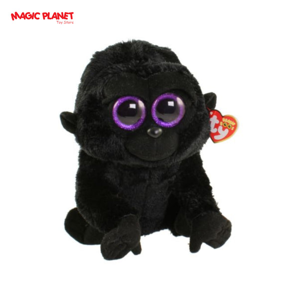 TY Beanie Boos Georges The Gorilla 24 CM