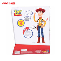 Toy Story - Toy Story Talking Woody Action Figure