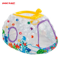 INTEX - Ball Toyz See-Thru Submarine Playhouse