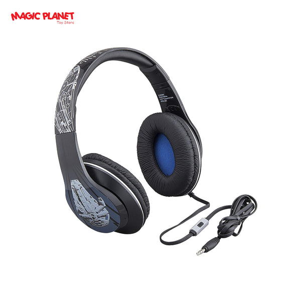 Star Wars Han Solo Movie Millenium Falcon Headphones