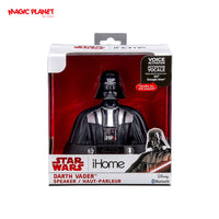 Star Wars Darth Vader Bluetooth Speaker with Speakerphone Voice Activation & Charging Cable Included