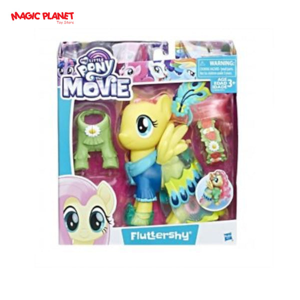 My Little Pony Snap On Fashion Fluttershy