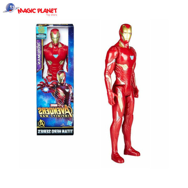 Titan Hero Series Iron Man 12 inch Action Figure